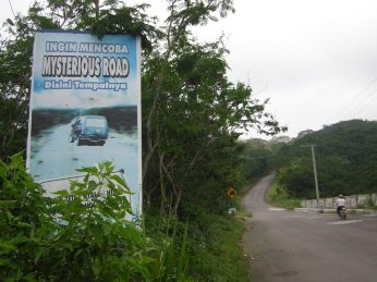 papan mysterious road