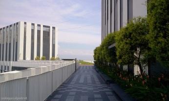 skybridge yang jadi sky garden